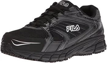 Fila Memory Reckoning 7 Steel Toe Slip Resistant for high arches