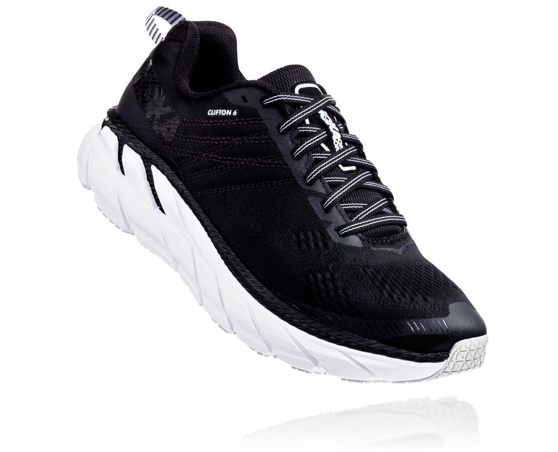 HOKA ONE ONE Clifton 6 women's running shoe for wide feet