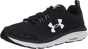 Under Armour Charged Assert 8 women high arches running shoes