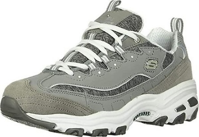 Skechers D'Lites Lace-up Sneaker stability running shoes